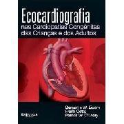 Livro Ecocardiografia Nas Cardiopatias Congênitas Das