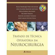 Tratado De Técnica Operatoria Em Neurocirurgia