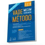 Vade Mecum Método - Legislação 2ª Semestre 2018