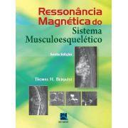 Ressonância Magnética Do Sistema Musculoesquelético