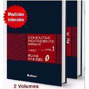 Livro Condutas No Paciente Grave - 2 Vols Knobel, Elias 2016