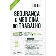 Segurança E Medicina Do Trabalho 82ª Ed. 2019, 10 Exemplares