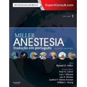Miller Anestesia 2 Vols