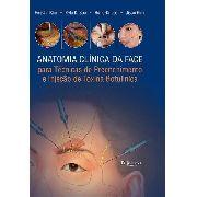 Anatomia Clinica Da Face Para Preenchimento de Injeção De Toxina Botulínica