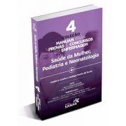 V4 - Coleção Manuais Para Provas E Concursos Em Enfermagem