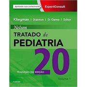 Nelson - Tratado De Pediatria 2 Vols. 20 Edição
