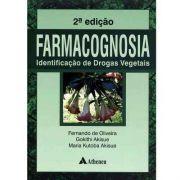 Farmacognosia Identificação De Drogas Vegetais, 2a Edição