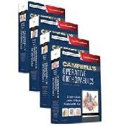 Campbells Operative Orthopaedics 4 Vols
