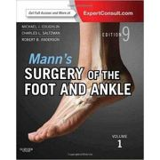 Mann's Surgery - The Foot And Ankle 2 Vols Expert Online Too