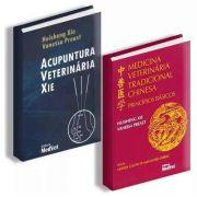 Combo Acupuntura Veterinária Xie E Medicina Veterinária Tradicional Cinesa
