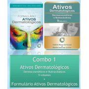 Combo Ativos Dermatológicos Formulário Ativos Dermatológico