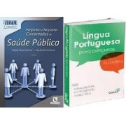 Combo Bizu De Saúde Pública E Língua Portuguesa Para Concursos