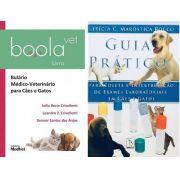 Combo Boolavet E Guia Prático Para Coleta E Interpretação de Resultados de Exames laboratoriais Em Cães e Gatos