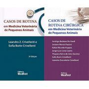 Combo Casos De Rotina Cirúrgica E Em Medicina Veterinária