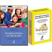 Combo Disciplina Positiva Sala De Aula E Para Educar Os Filhos
