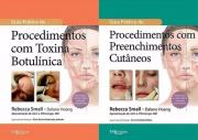 Combo Guia Prático De Toxina E Preenchimento Cutâneo 2ª Ed