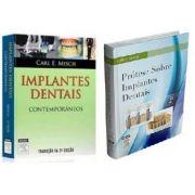Combo Implantes Dentais Contemp E Prótese Sobre Implantes