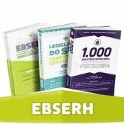 Combo Psicologia - Preparatório Para Concursos Ebserh Sanar