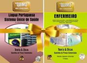 Combo Quimo Língua Portuguesa E Quimo Enfermeiro