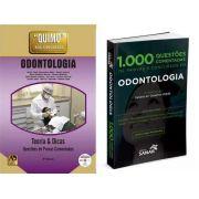 Combo Quimo Nos Concursos Odonto + 1.000 Questões Em Odontologia
