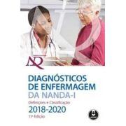 Diagnósticos De Enfermagem Da Nanda 2018 - 2020 Com 3 Exemplares