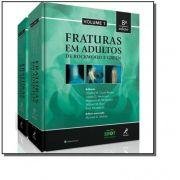Fraturas Em Adultos De Rockwood & Green - 2 Volume
