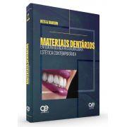 Livro Materiais Dentários – Em Odontologia Restauradora Estética Contemporânea