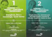 Manuais Provas E Concursos Em Enfermagem Volume 1 + Volume 2