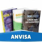 Medicina Veterinária: Combo Preparatório Para Anvisa