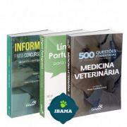 Medicina Veterinária Mini Combo Preparatório Para Ibama