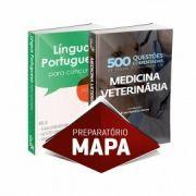 Medicina Veterinária: Minicombo Preparatório Para Mapa