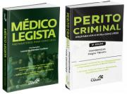 MÉDICO LEGISTA: PREPARATÓRIO PARA CONCURSO + PERITO CRIMINAL PREPARATÓRIO PARA CONCURSOS 2ª EDIÇÃO