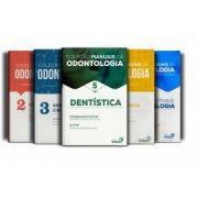 Odontologia Para Concursos E Residências Volumes 1 2 3 4 5