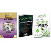 Quimo Odontologia, 1000 Questões Em Odontolog + Brinde