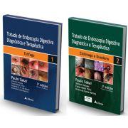 Tratado De Endosc Digest Diagn  Terapêut Vol1 + Vol2