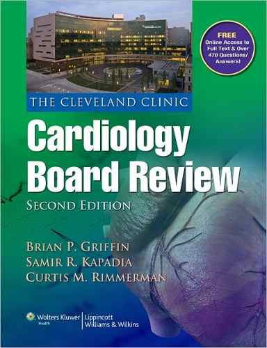 Livro Cleveland Clinic Cardiology Board Review  - LIVRARIA ODONTOMEDI