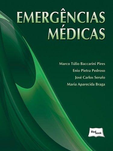 Livro Emergências Médicas  - LIVRARIA ODONTOMEDI