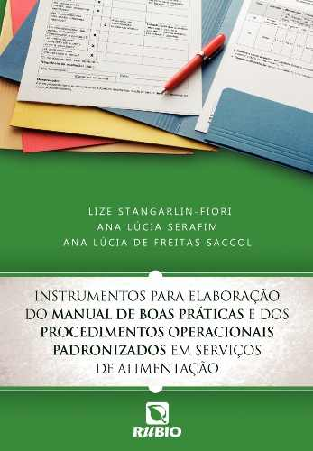 Livro Instrumentos Para Elaboração Do Manual De Boas Práticas  - LIVRARIA ODONTOMEDI