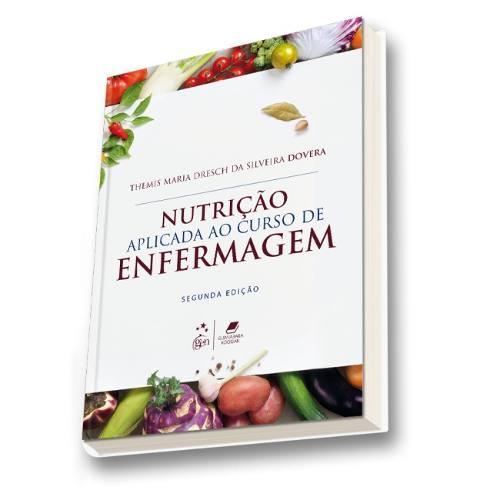 Livro Nutrição Aplicada Ao Curso De Enfermagem  - LIVRARIA ODONTOMEDI
