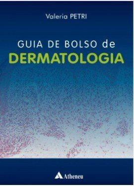 Livro Guia De Bolso De Dermatologia  - LIVRARIA ODONTOMEDI