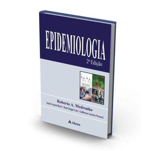 Livro Epidemiologia - 2ª Ed. Com Caderno De Exercício  - LIVRARIA ODONTOMEDI