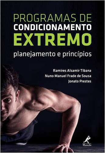 Livro Programas De Condicionamento Extremo  - LIVRARIA ODONTOMEDI