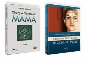 Cirurgia Plástica Da Mama + Cirurgia Estética Da Região Fron  - LIVRARIA ODONTOMEDI