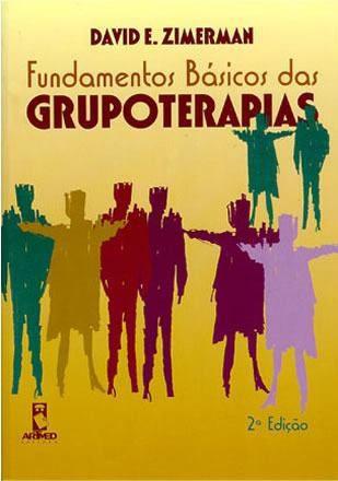 Livro Fundamentos Básicos Das Grupoterapias  - LIVRARIA ODONTOMEDI
