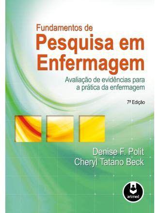 Livro Fundamentos De Pesquisa Em Enfermagem  - LIVRARIA ODONTOMEDI