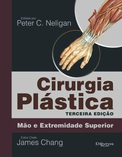 Livro Cirurgia Plastica De Mao E Extremidade Superior Vol 6  - LIVRARIA ODONTOMEDI