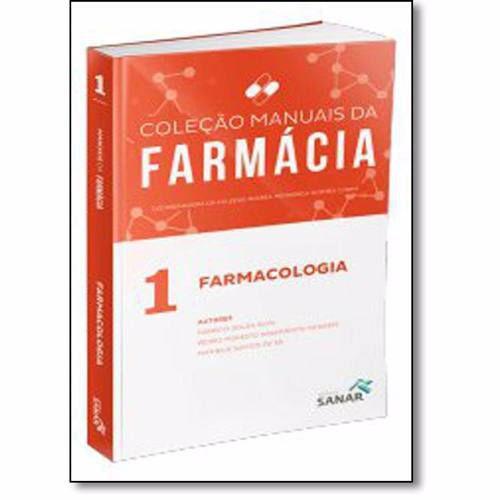 Livro Manuais Da Farmácia (para Concursos) Volume 1  - LIVRARIA ODONTOMEDI