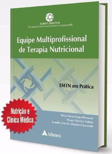 Livro Equipe Multiprofissional De Terapia Nutricional  - LIVRARIA ODONTOMEDI