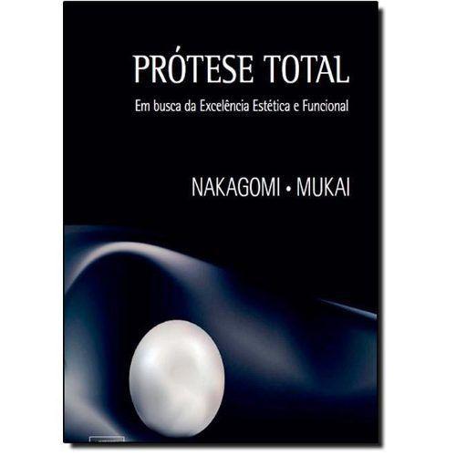 Livro Prótese Total  - LIVRARIA ODONTOMEDI