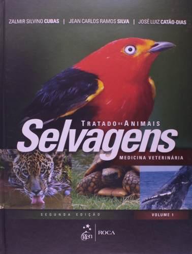 Livro Tratado De Animais Selvagens  - LIVRARIA ODONTOMEDI